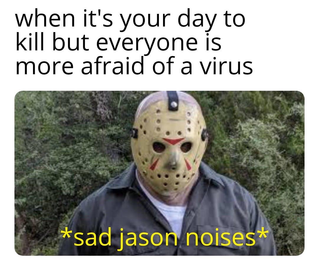 Friday 13th Memes